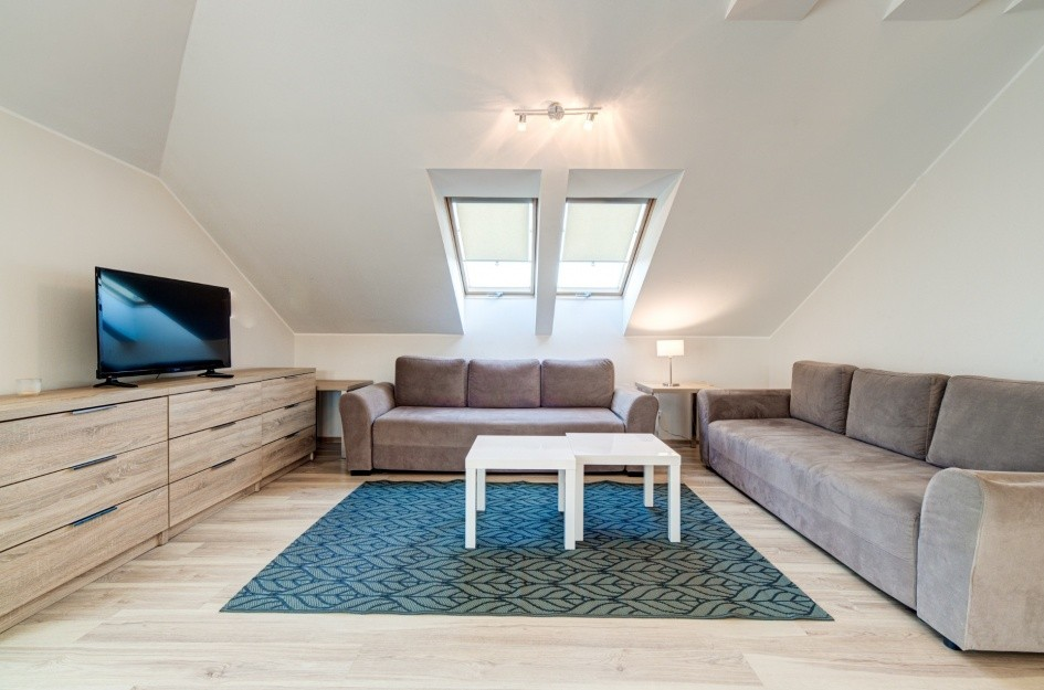 Apartament II poziomowy Deluxe