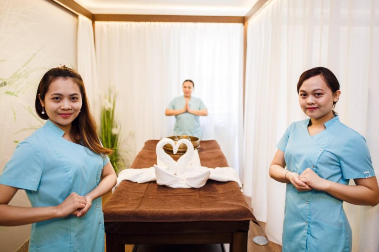 Gabinet masażu - Zdrojowa Świnoujście