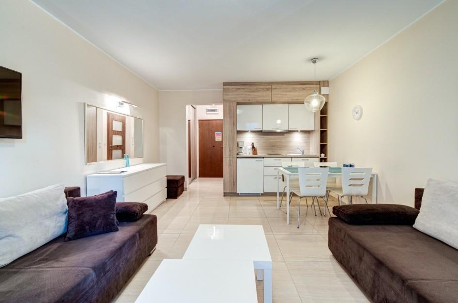 Apartament 1-pokojowy standard