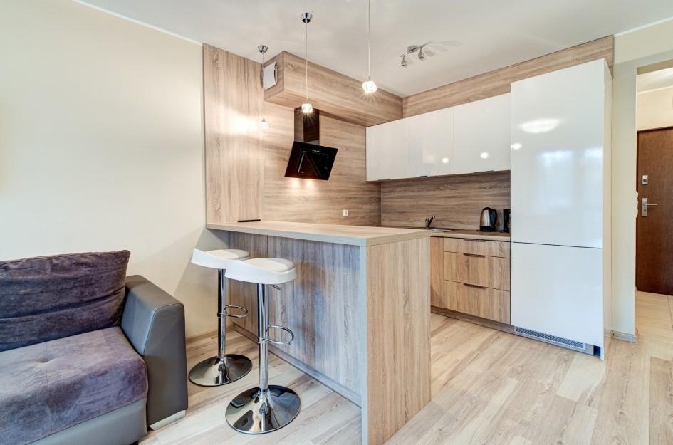 Apartament 1-pokojowy standard plus